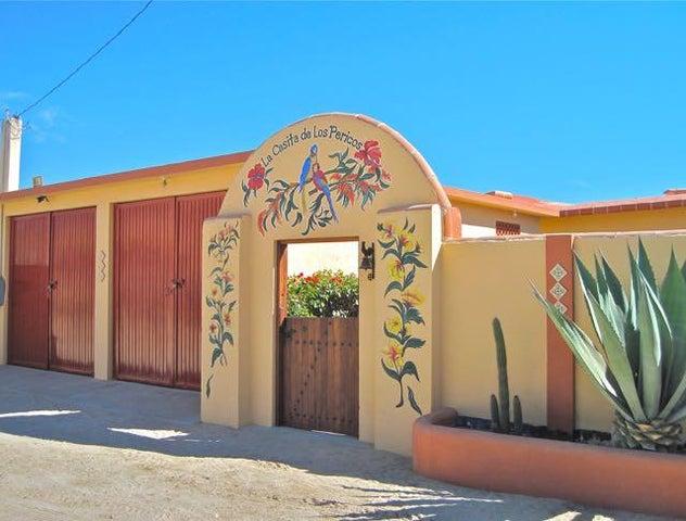 Estrela del Mar, Casa de Los Pericos, East Cape,