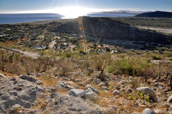 Camino Cerro Buenos Aires, Hilltop View Lot 10, East Cape,
