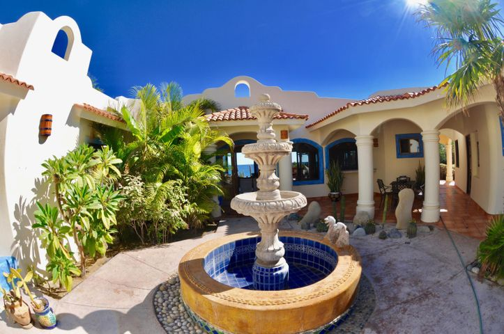 S/N, Casa Rancho Pescadero, East Cape,