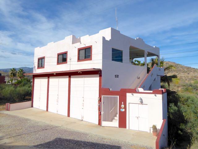 Spa Buena Vista, Casa Hamner, East Cape,