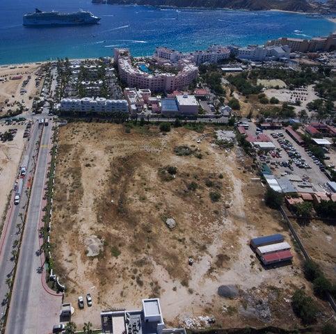 Constituyentes Blvd, Lot at Medano Beach zone, Cabo San Lucas,