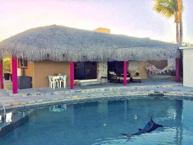 Spa Buena Vista, Casa Quirky, East Cape,