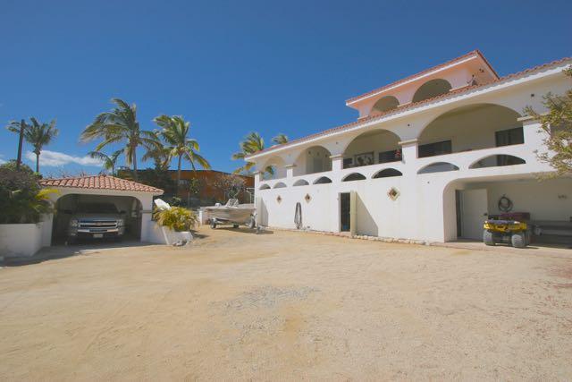 Casa Donaldo, East Cape,