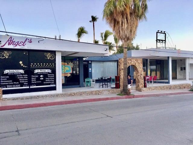 Blvd Lazaro Cardenas, Small shopping plaza, Cabo San Lucas,