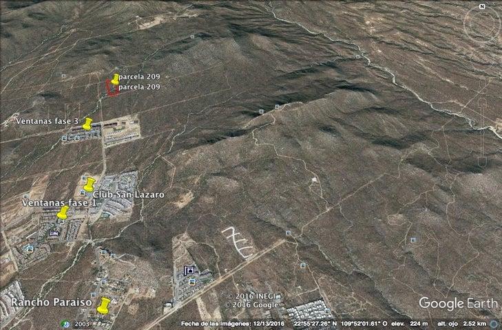 Altos del Parcela 209, Lote 209, Cabo Corridor,