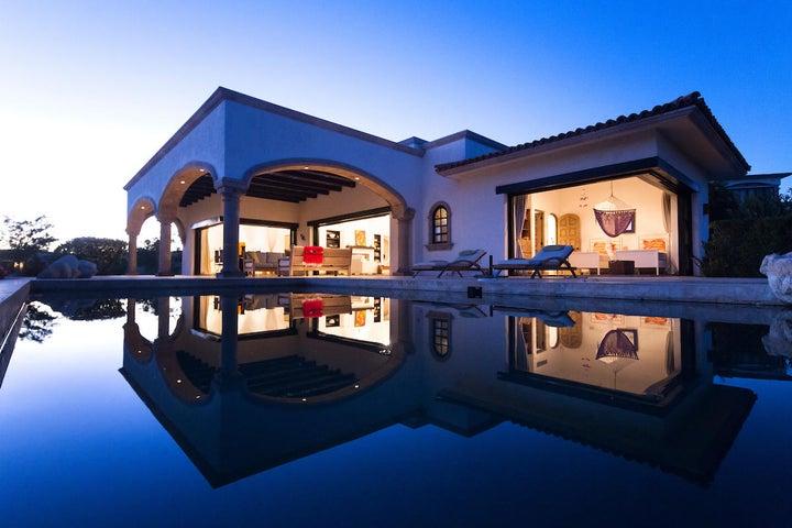 12 Las Colinas, Casa Tortuga, Cabo Corridor,