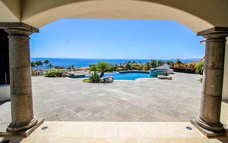 Imagine taking in this amazing view of the Sea of Cortez from this resort style, ocean side home.