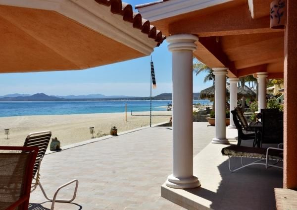 Don Pepe Beachfront, Casa Beekhof, East Cape,