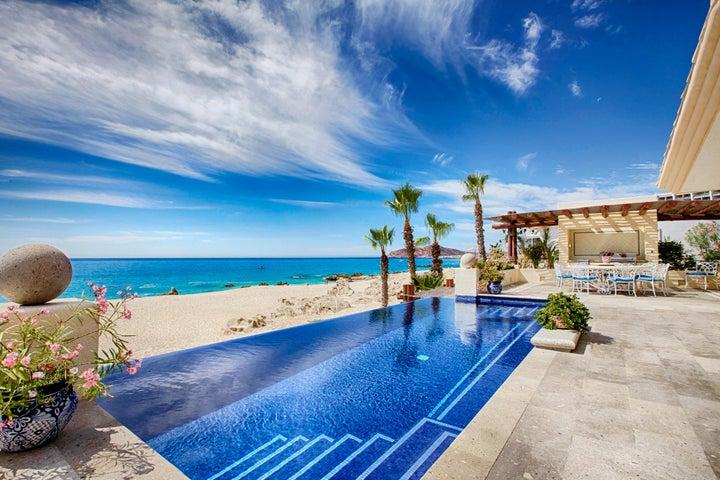 Beachfront house, Casa De La Playa, San Jose Corridor,