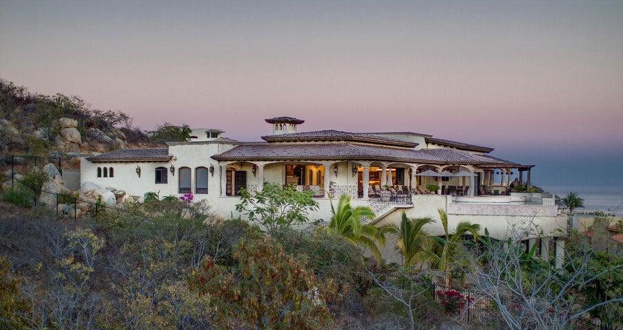 Fundadores, Hacienda Hileman, San Jose del Cabo,