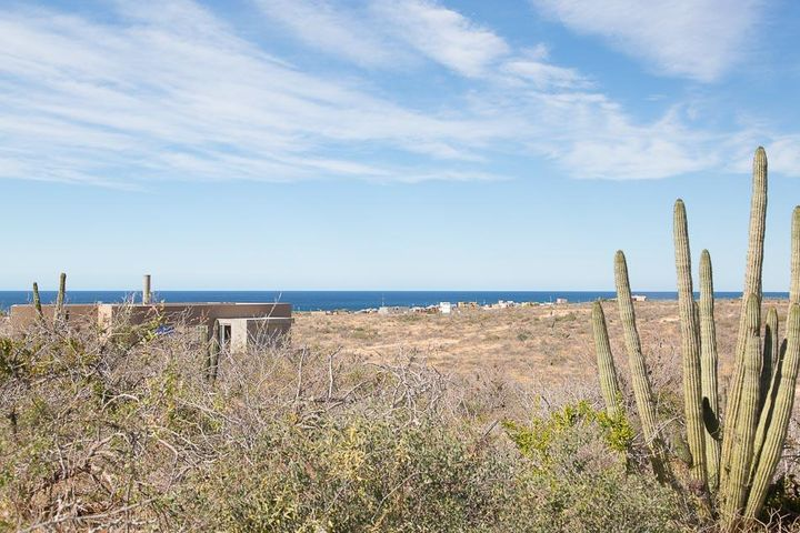 Ocean Views from highest ridge in Todos Santos