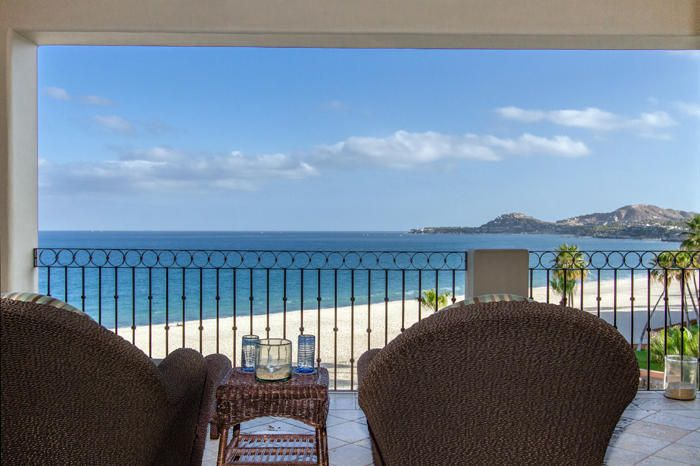 A rare coastal view condo. Watch the waves, spot the whales, follow the surfers, and daze into the twinkling evening lights of Palmilla Bay.