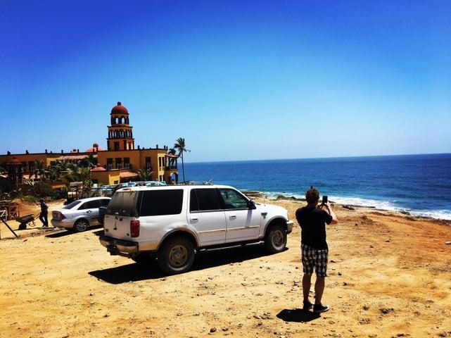Los cerritos, The Cerritos Point Lot, Pacific,