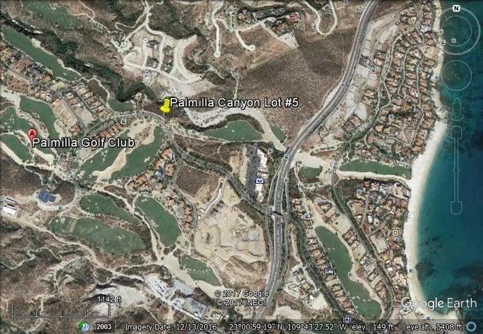 Carr. Transp. KM 27.6, Palmilla Canyon Lot 5, San Jose Corridor,
