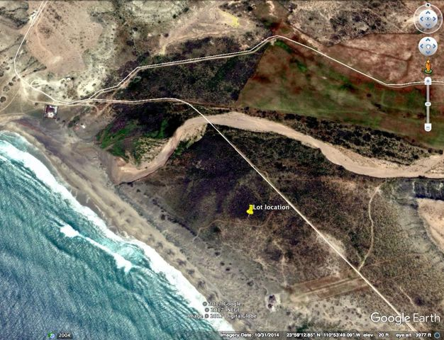 Lot#337 Conquista Agraria, Bountiful Baja Beachfront, Pacific,
