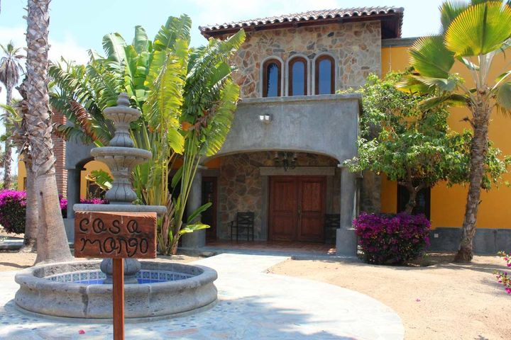 Calle sin Nombre, Casa Mango, Pacific,