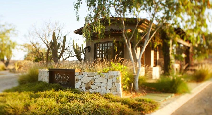Oasis Palmilla, Homesite 34, San Jose Corridor,