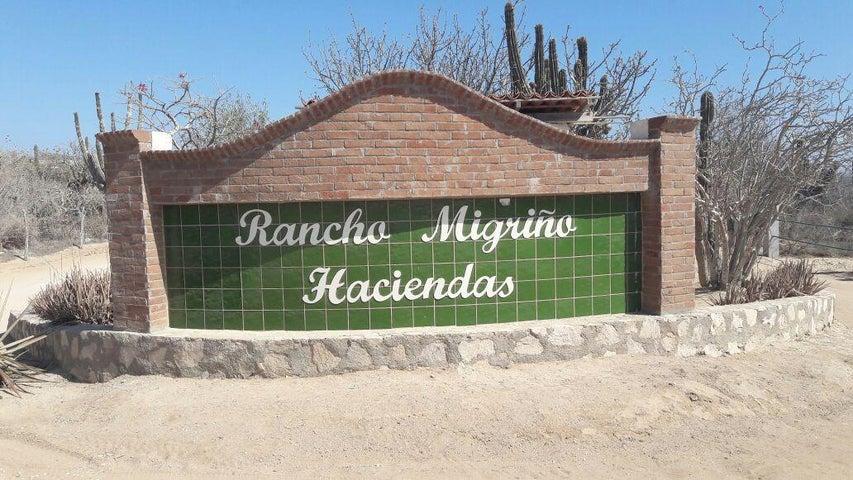 Lot 20, Rancho Migriño Haciendas, Pacific,