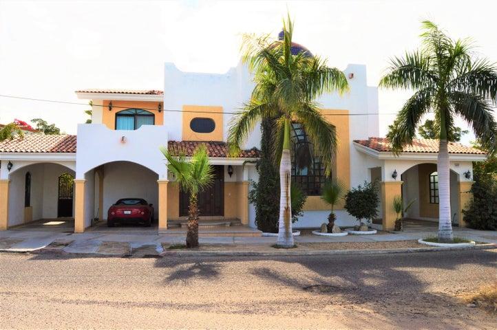 Avenida de Las Ballenas, Casa Ballenas Fidepaz, La Paz,
