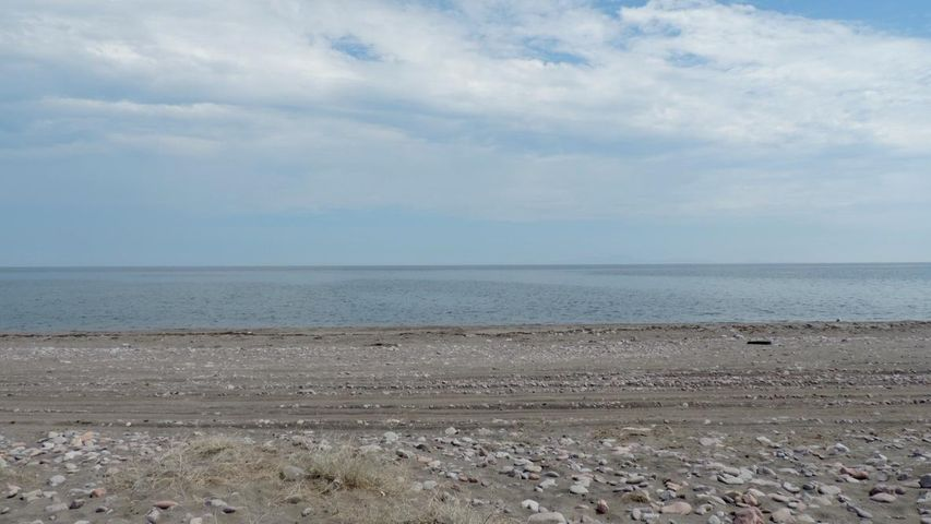 Zona federal, El Cajete beach lot, La Paz,