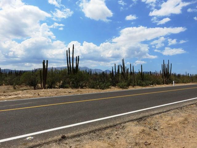 Carretera la Ventana, 1.5 hectare lot, La Paz,