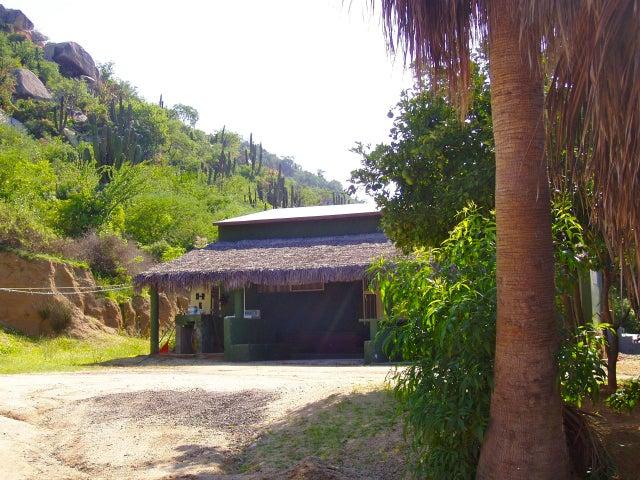 Carretera transpeninsular, Casa Las Flor, East Cape,