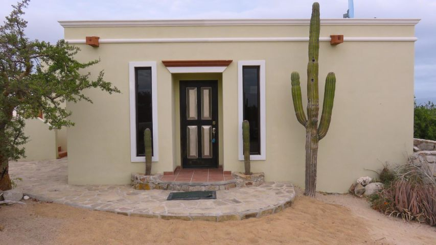 Welcoming Front Entrance