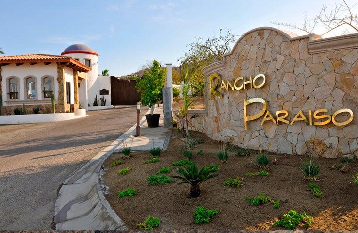 Paseo San Jorge, Lote 13F Rancho Paraiso, Cabo Corridor,