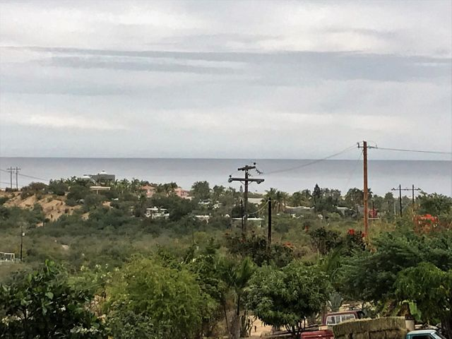 View of the Sea of Cortez