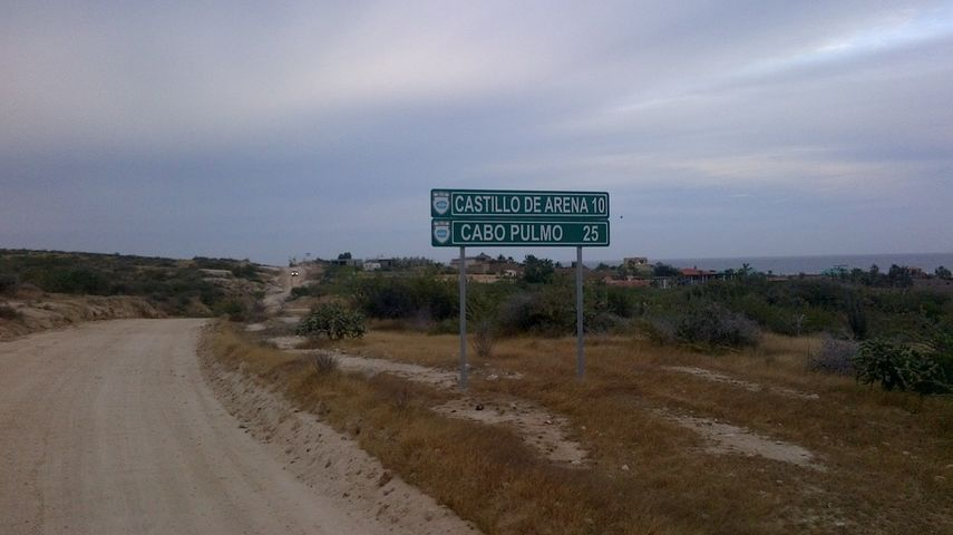 EAST CAPE ROAD, Lote Arenas, East Cape,