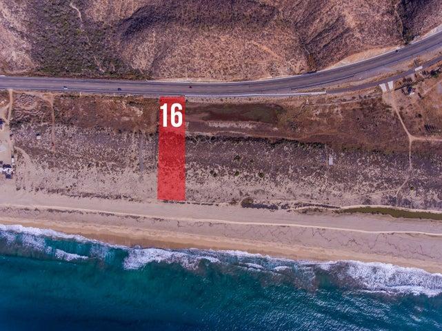 Lote 16 Los Cabos to Todos Santos HWY, Beachfront Elias Calles, Pacific,
