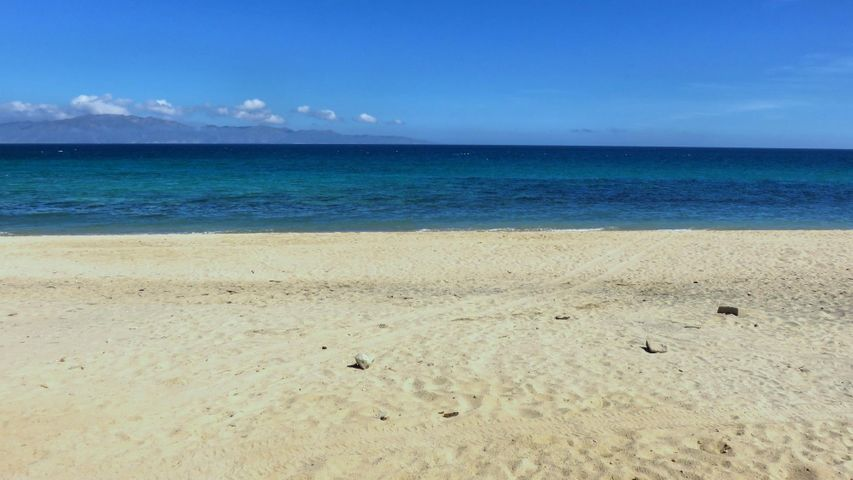Carretera a la sargento, BEACHFRONT - EXTRA LARGE LOT, La Paz,