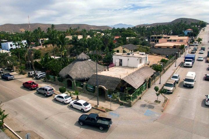 Escuela Militar, Las Fuentes Corner, Pacific,