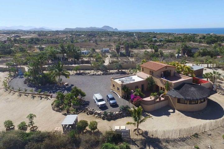 Camino Internacional, Casa Punta Loma, Pacific,