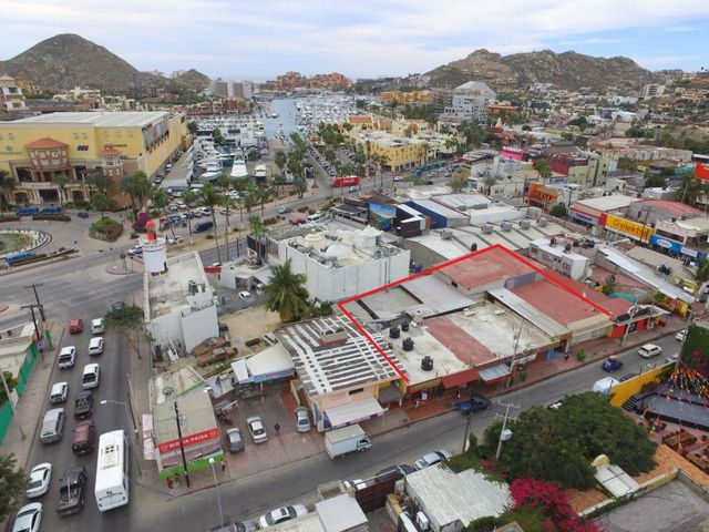 16 de septiembre, Downtown commercial, Cabo San Lucas,