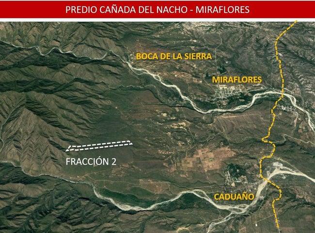 Predio Cañada de Nacho Fracc 2, East Cape,