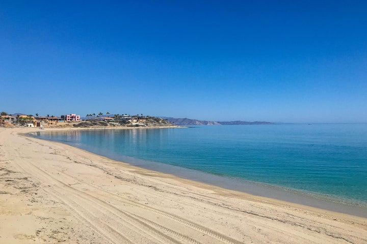 Beachfront Lot # 6A Rancho Leonero