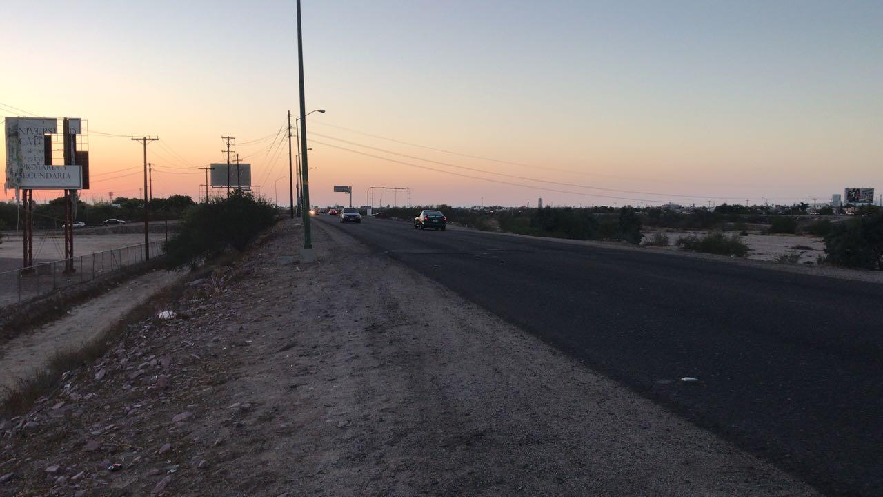 Calle Sin Nombre, Libramiento Sur, La Paz,