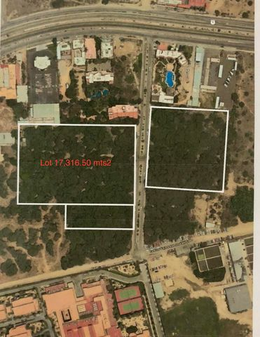 4 Oeste Camino Viejo a San Jose, LARGE LOT FOR DEVELOPMENT, Cabo Corridor,