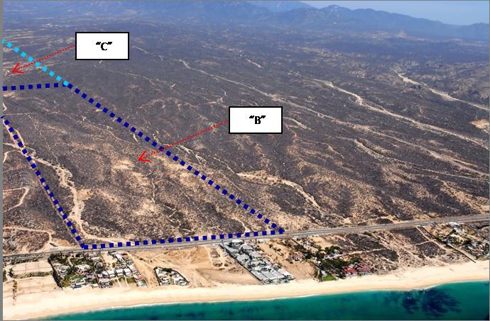 Transpeninsular Hwy, Fracc: B,B1,C, C2, San Jose Corridor,