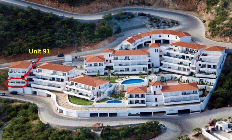 Casa Luna Camino Bonito, Portofino Condo Pedregal, Cabo San Lucas,