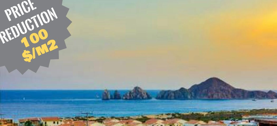 PARCELA 46 TEZAL, PRICE REDUCTION PARCELA 46, Cabo Corridor,