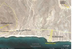 Old road to el Cardonal, Las Tinas, East Cape,