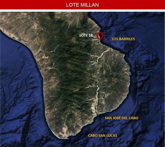 Lot 18 Millan, East Cape,