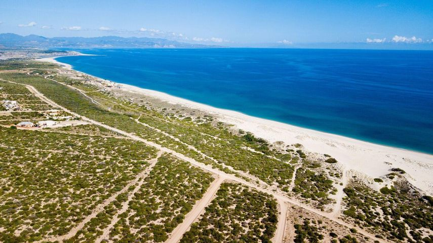 East Cape Road, Playa Colorada, East Cape,