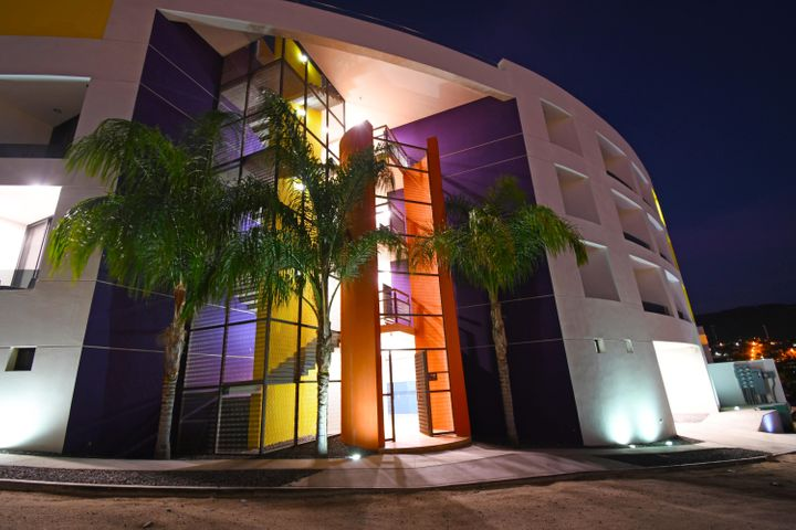 Vista Bahia Condo Building