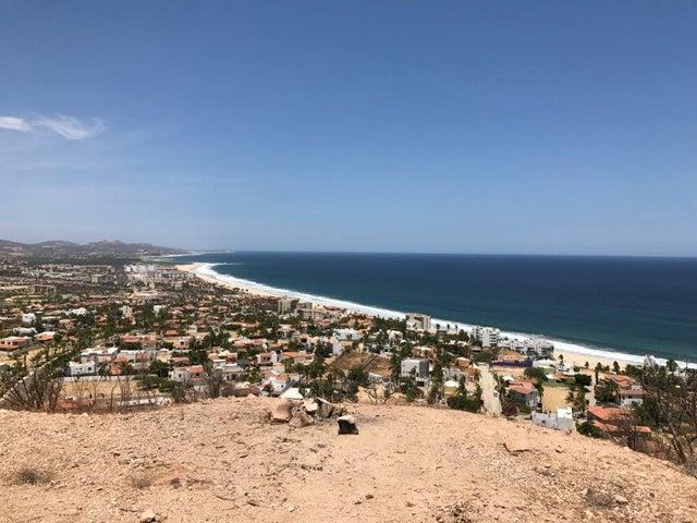 Costa Azul lot 03, Cactus Hill, San Jose del Cabo,