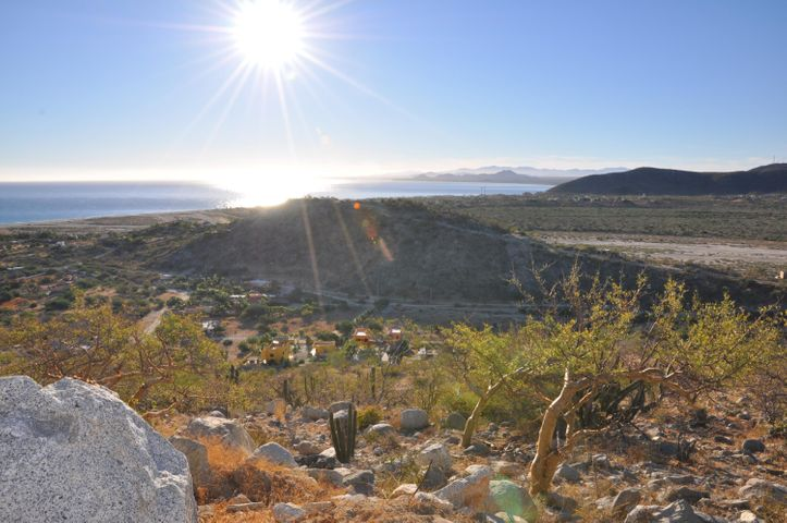 Camino Cerro Buenos Aires, Hilltop View Lot #8, East Cape,