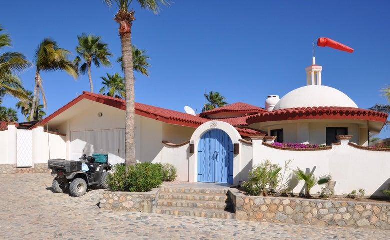 Punta Pescadero, Casa Uno, East Cape,
