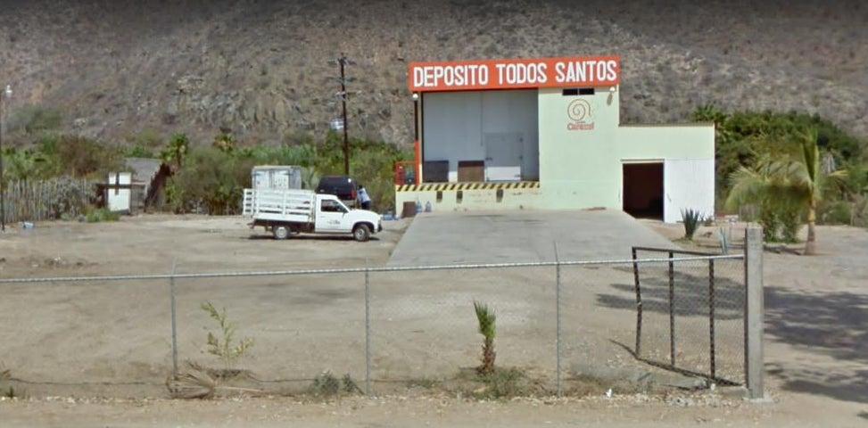 Carretera Todos Santos-La Paz, Bodega Todos Santos, Pacific,